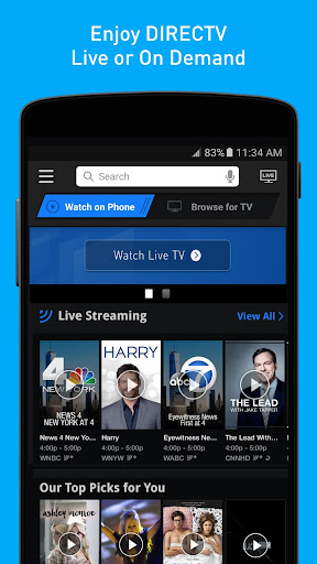 DIRECTV - Apps on Google Play
