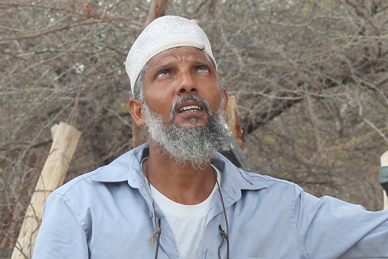 Plastic waste activist dreams of changing the face of Lamu