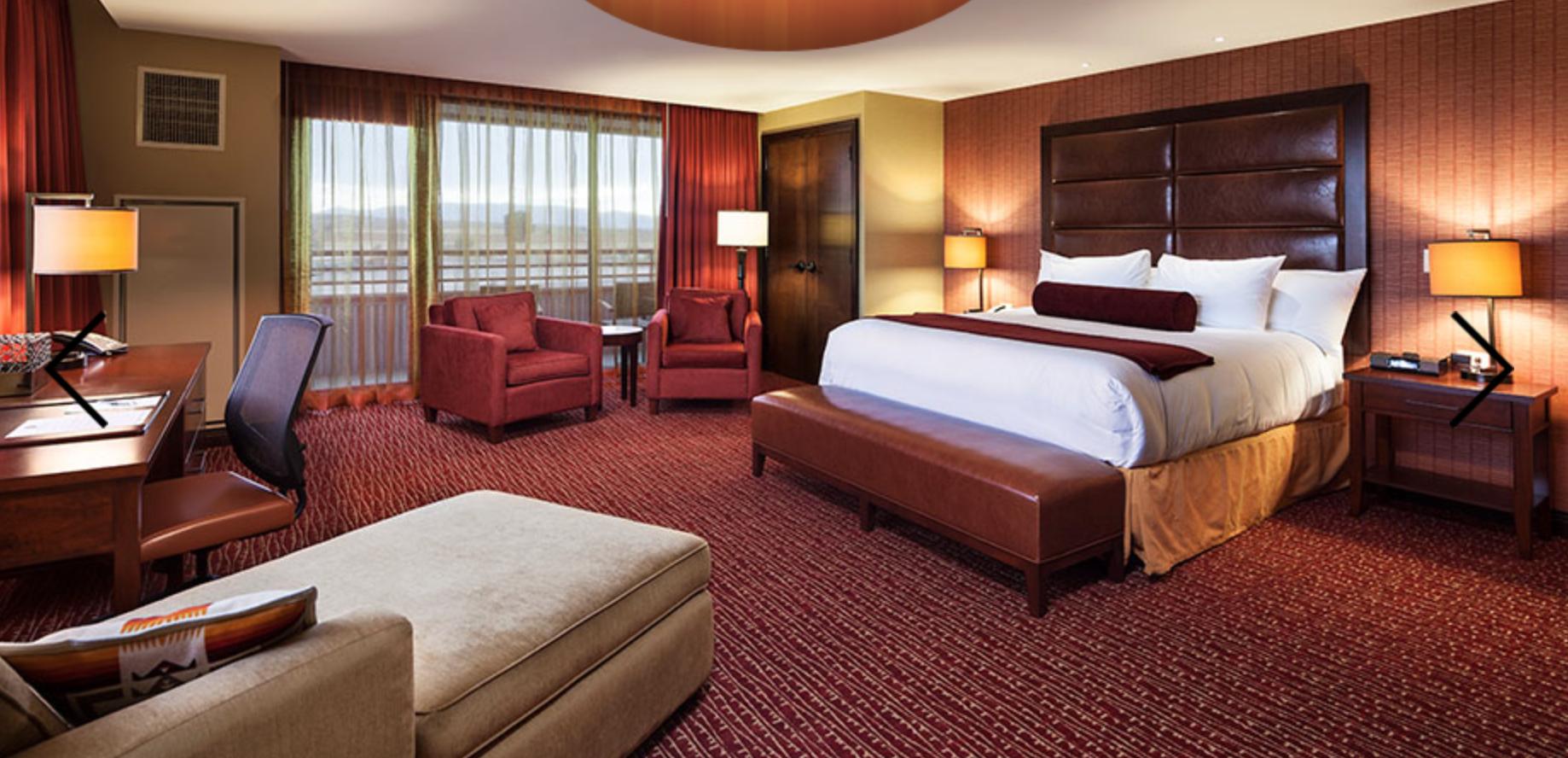 Shoshone Bannock Hotel Event Center