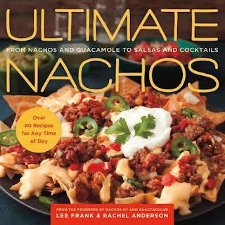 Simple Guacamole from 'Ultimate Nachos'.