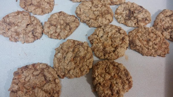 Oatmeal Butterfinger Cookies Recipe