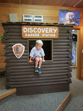 Photo: Cool kids room at the Hurricane Ridge ranger station.