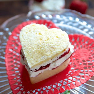 Strawberry Shortcake Pound Cake Recipes