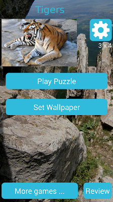 Tiger Wallpapers - screenshot