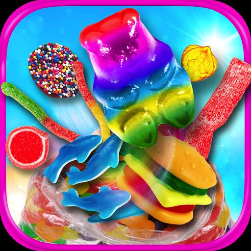 Gummy Candy Maker - Kids FREE