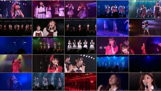 [TV-Variety] AKB48 岡部チームA「目撃者」公演 宮崎美穂 生誕祭 (2019.08.19)
