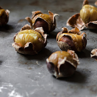 How to Roast Chestnuts.