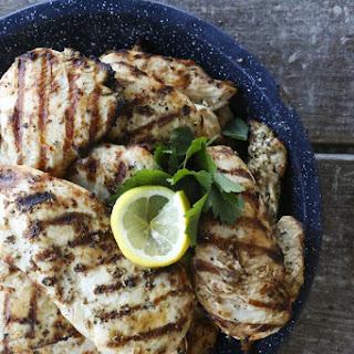 Big Batch Greek Lemon Garlic Chicken