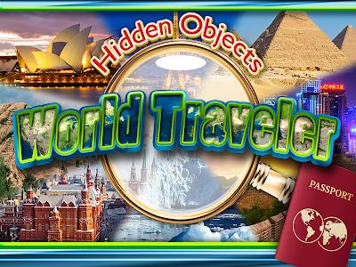 Hidden Objects World Traveler screenshot 11
