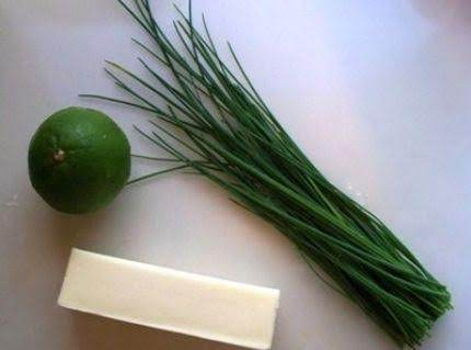 Chive Butter Recipe