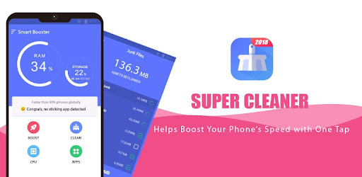 Super Cleaner- Smart Booster for PC
