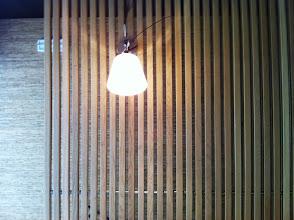 Photo: CaspFood detalle de iluminacion interior