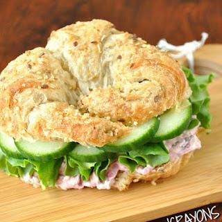 Cranberry Croissant Sandwiches