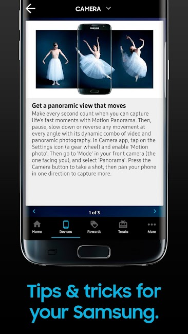 #5. mySamsung (Android)