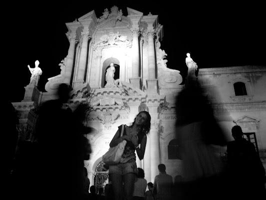 in piazza a Siracusa! di arch. marco stacchini