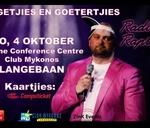 Radio Raps : Langebaan : 4 Oktober : Club Mykonos Langebaan