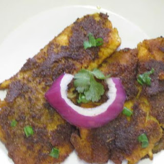Moroccan Style Fish Fry