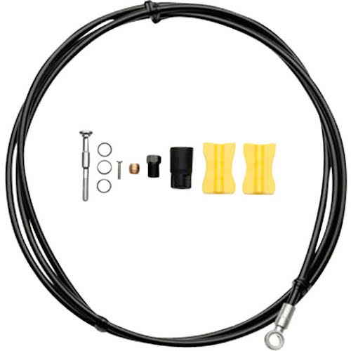 Shimano BH90-SB 2000mm Disc Brake Hose Kit for XT BR-M785 /& SLX BR-M675