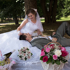 Wedding photographer Boris Nikanorenko (Bobnika). Photo of 01.09.2017