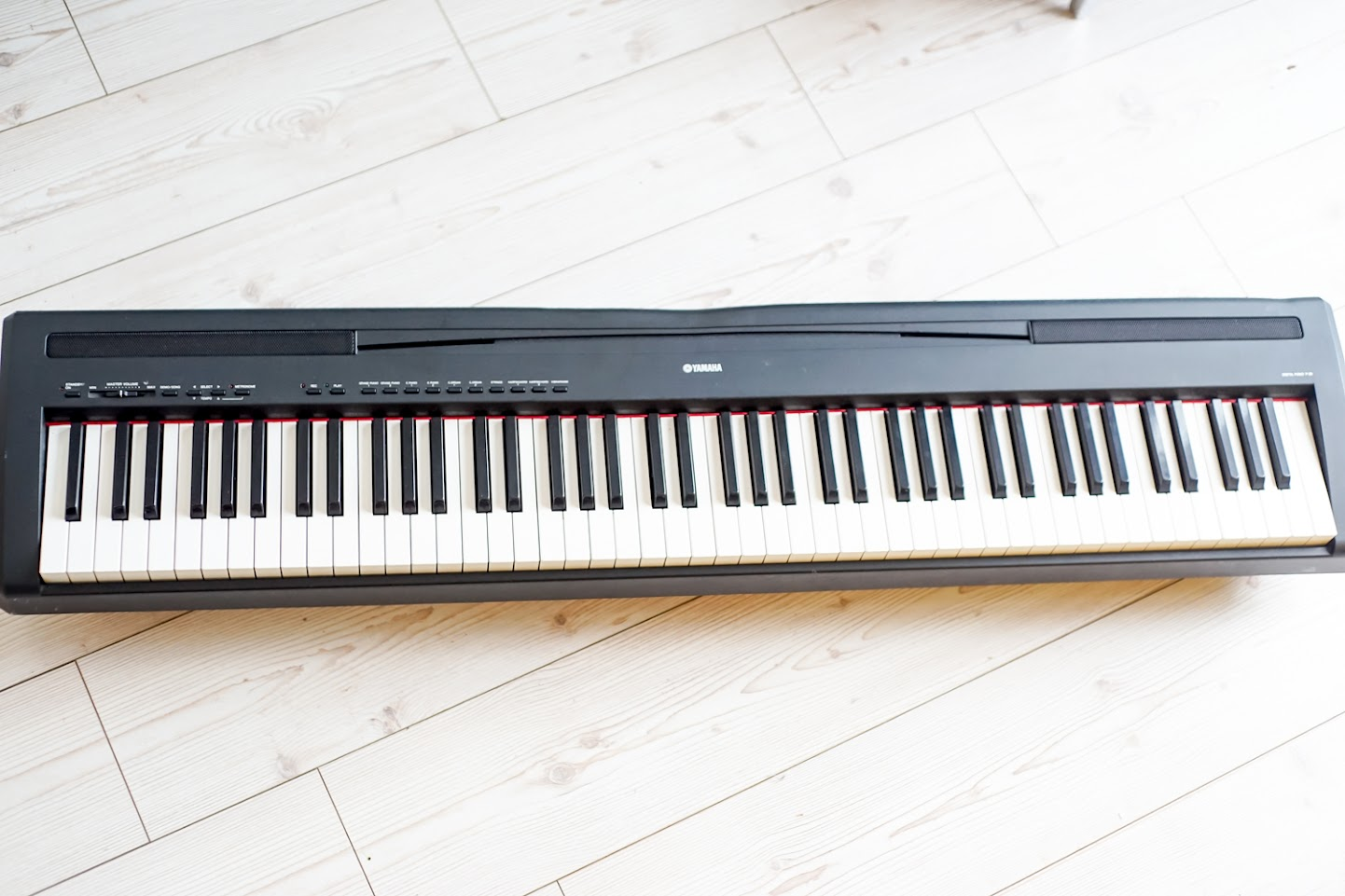 Yamaha p85 stage digital full size piano 88 key weighted for Yamaha p85 contemporary digital piano