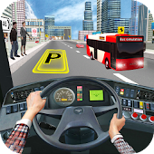 Bus Driving Simulator : Free Bus Games 3D