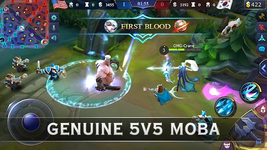 play Mobile Legends: Bang bang on pc & mac