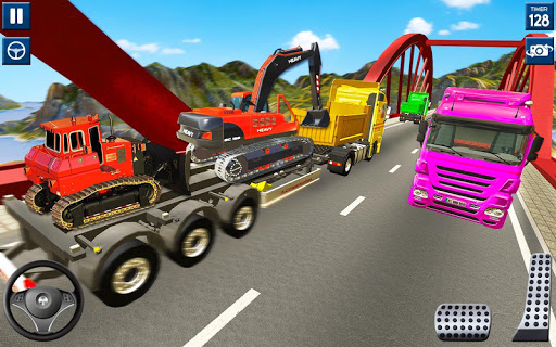 Heavy Excavator Simulator 2020: 3D Excavator Games filehippodl screenshot 8