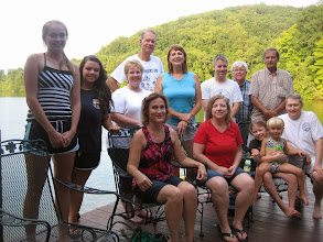 Photo: Mayberry Chapter lake party (8/9/2014)