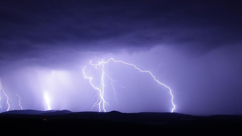 Nueva alerta amarilla por tormentas y lluvias en la provincia este viernes
