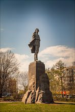 Photo: Памятник М. Горькому