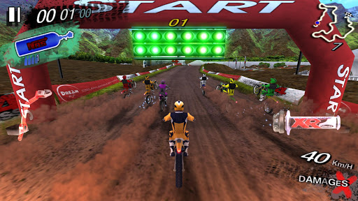 Ultimate MotoCross 4 5.1 screenshots 2