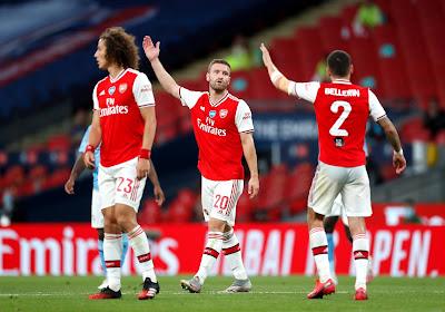 La colère monte à Arsenal