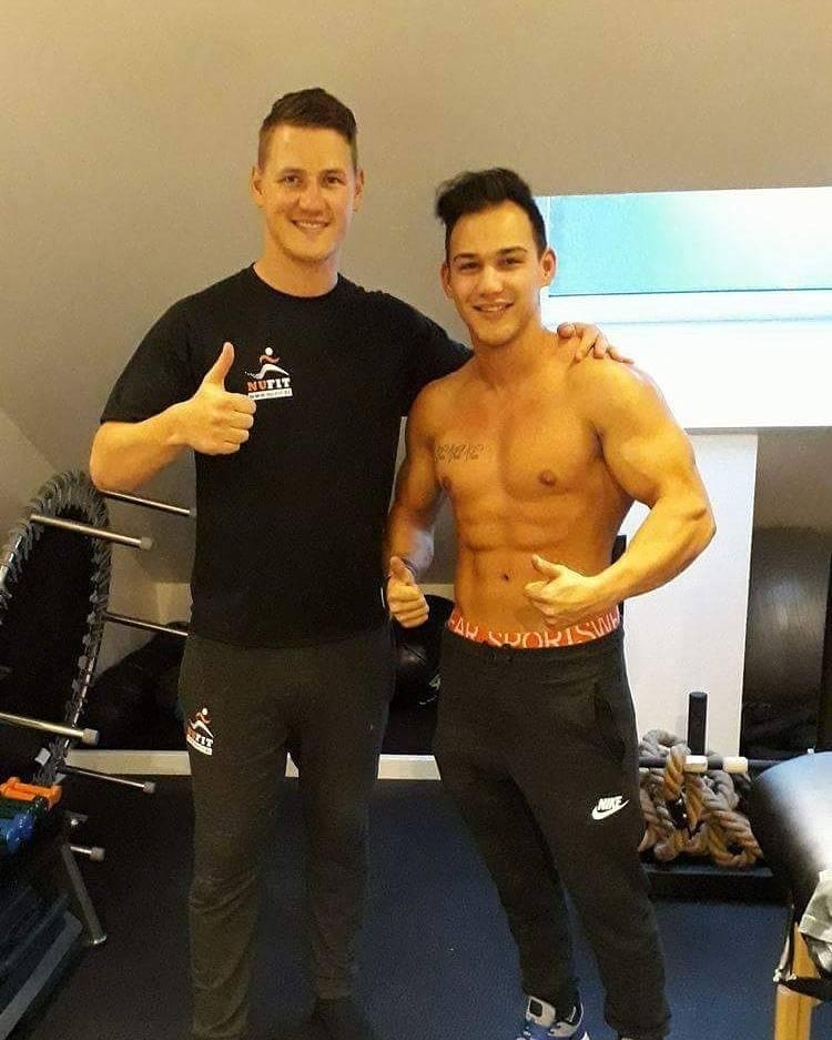 In de kijker - Bodybuilder Christophe Jackson
