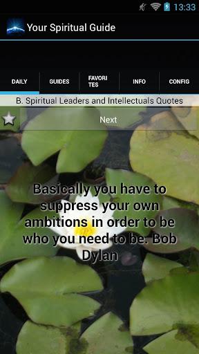 Your Spiritual Guide