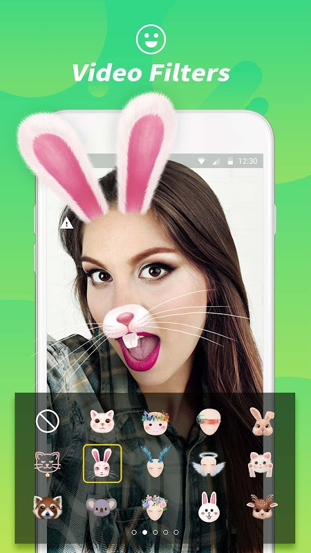 Live Chat - Meet new people via free video chat screenshots