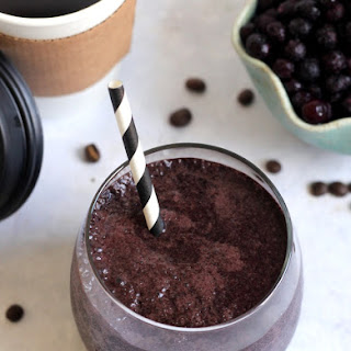 Midnight Mocha Smoothie
