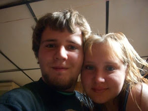 Photo: My son and daughter in law....Chauncy and Ashley Hartzell