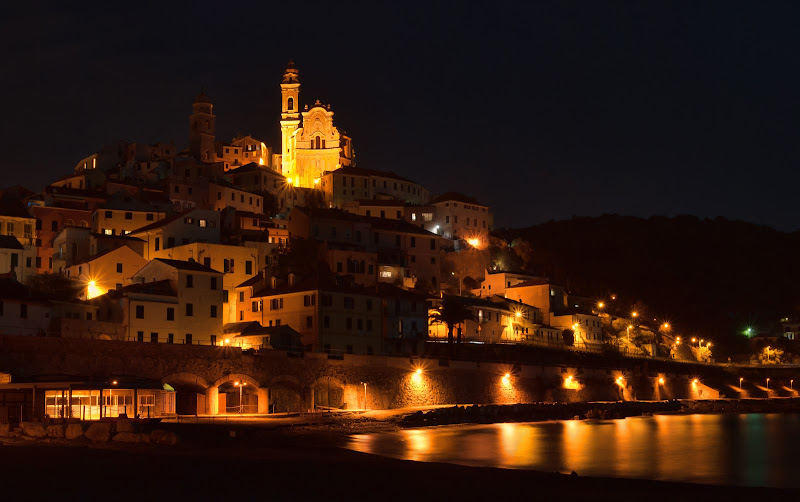 Cervo by night di Zerosedici