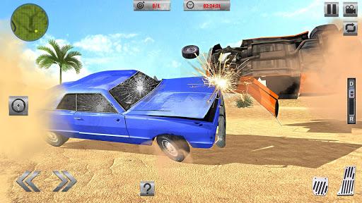 Car Crash Simulator & Beam Crash Stunt Racing SG 1.1 screenshots 9