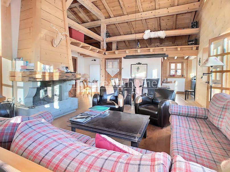 Vente propriété 9 pièces 271 m² à Praz-sur-Arly (74120), 1 753 500 €