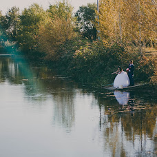 Wedding photographer Natali Bayandina (flika). Photo of 02.10.2015