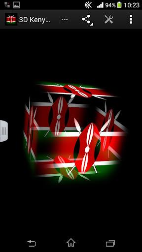 3D Kenya Live Wallpaper