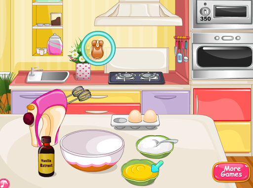 pizza cookies cooking girls 3.0.0 screenshots 1