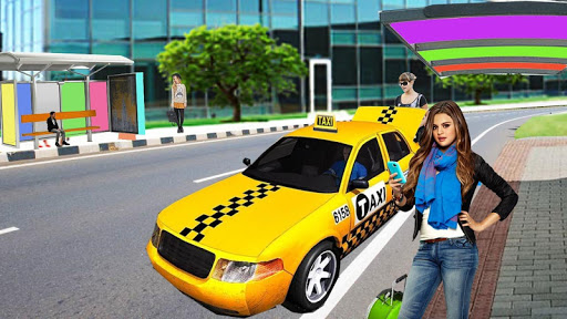 Car Games Taxi Game:Taxi Simulator :2020 New Games 1.00.0000 screenshots 5