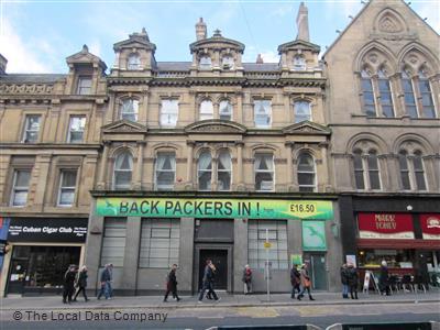 backpackers hostel newcastle uk