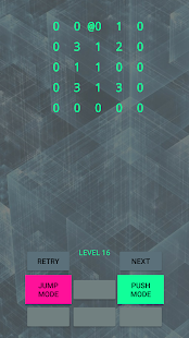 NumberBox Matrix - náhled