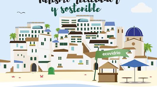 Caboneras competirá este verano por la bandera verde de Ecovidrio