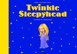Photo: Frane Milčinski – Ježek: Twinkle Sleepyhead (Zvezdica zaspanka; angleški jezik)