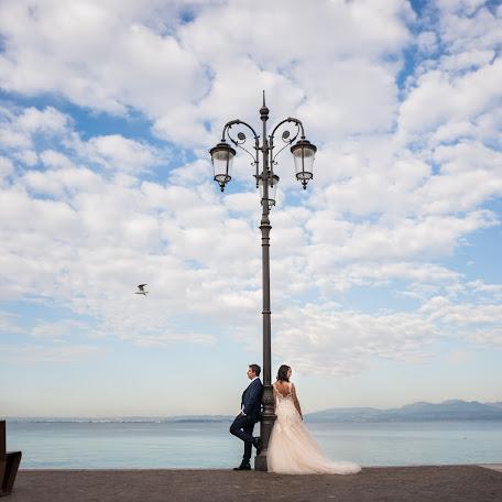 Wedding photographer Paolo Berzacola (artecolore). Photo of 10.10.2017