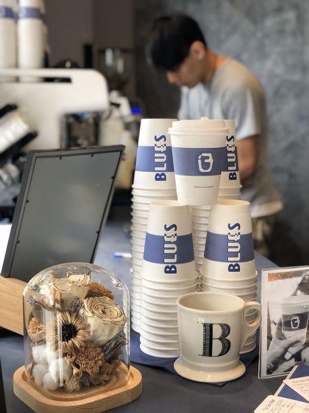 BLUEScafe藍調咖啡